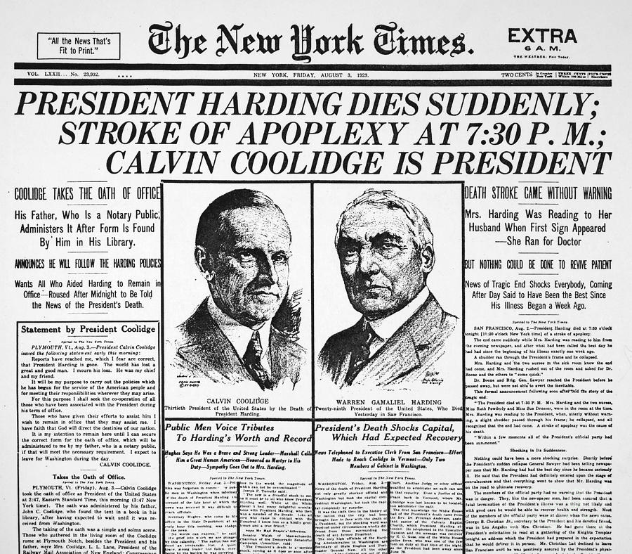 president warren g harding and the scandals that clouded his administration Brother, president warren g harding  president harding emerged after his death and his administration is now considered a failure, replete with scandals.