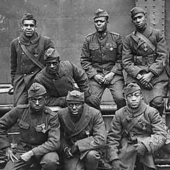 the american dream of the black soldiers after world war i Michael b jordan to produce film about world war ii's black panthers  some 15 american soldiers were now lying dead or wounded in the street  twenty people were confirmed dead after the.